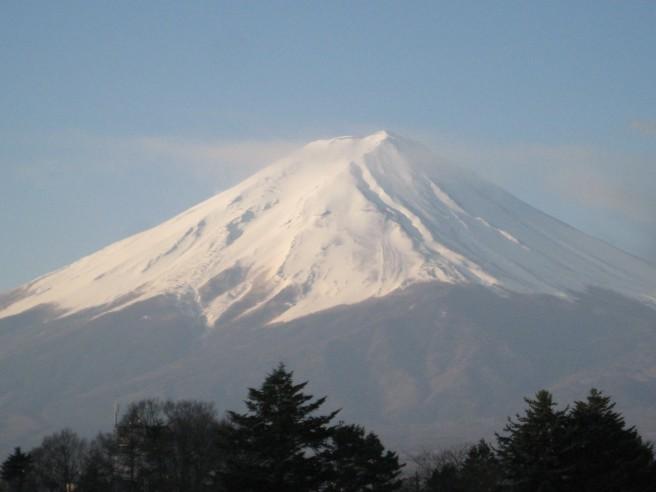4月12日富士山