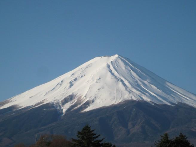4月20日富士山