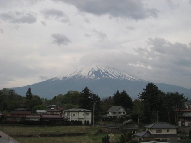 5月10日富士山
