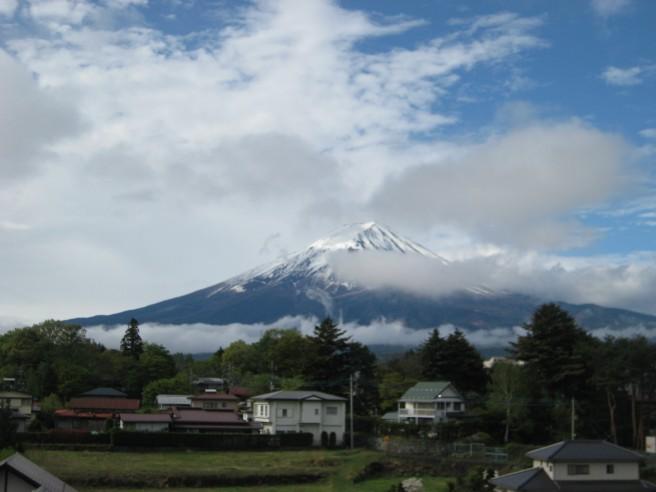 5月12日富士山