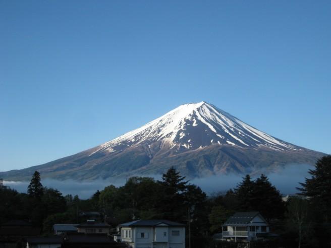 5月13日富士山