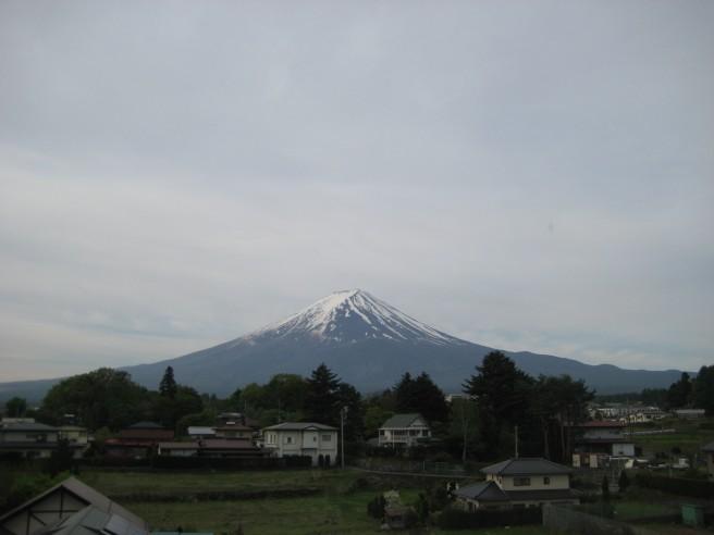 5月16日富士山