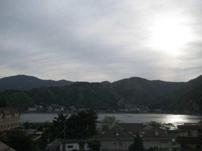 5月16日河口湖