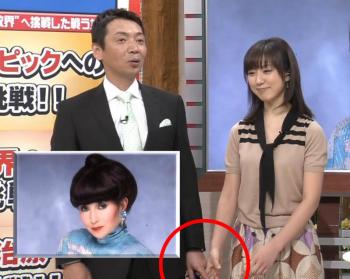 宮根誠司、生放送中女子アナと ...
