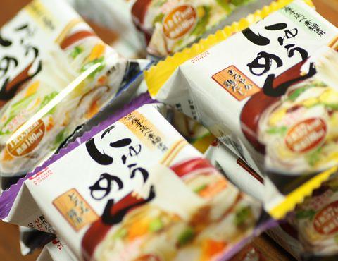 アマノフーズ にゅうめん8食お試しセット口コミ~58キロカロリー以下