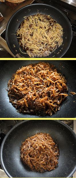 生姜の佃煮でつ
