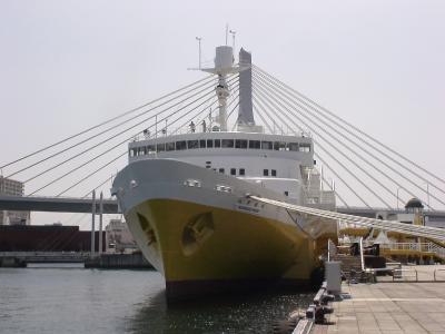 青函連絡船メモリアルシップ八甲田丸