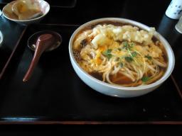 手打ちうどん・そばの店なのに始めて麺類頼んだ! (4)