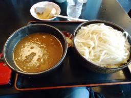 手打ちうどん・そばの店なのに始めて麺類頼んだ! (2)