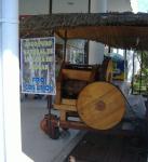 グアラポの機械
