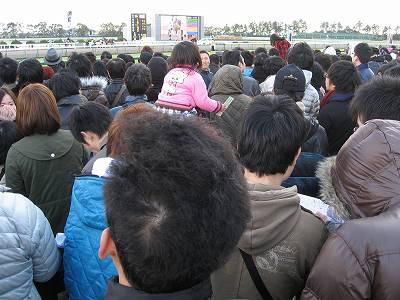 高松宮記念直前のコース前1