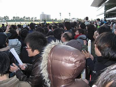 高松宮記念直前のコース前2