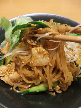 ビビン麺風サラダ2