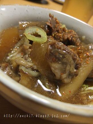 牛筋味噌煮2