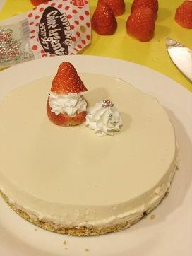 クリスマスケーキ2011-1