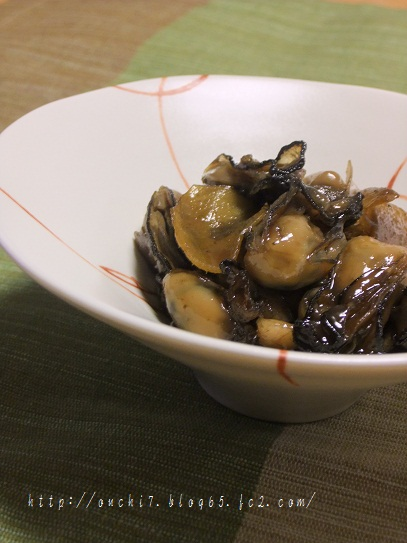 牡蠣佃煮3