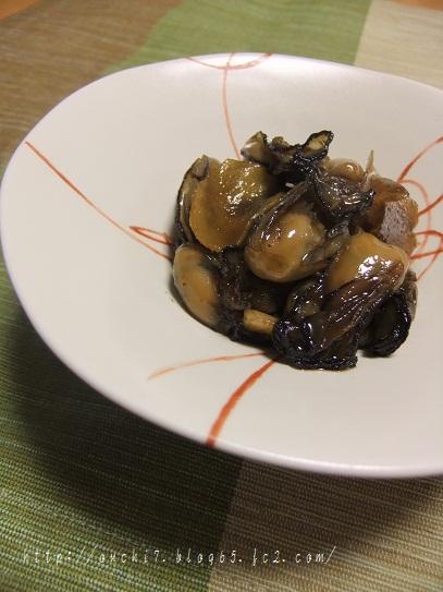牡蠣佃煮2