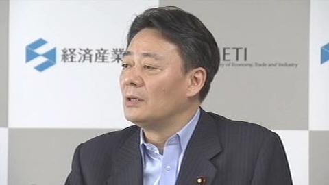 海江田経産相