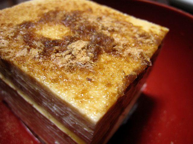 豆腐(山下ミツ商店)