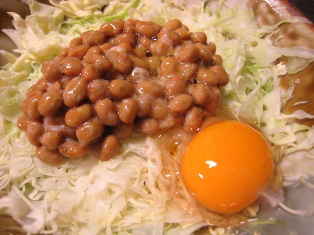 キャベツ麺