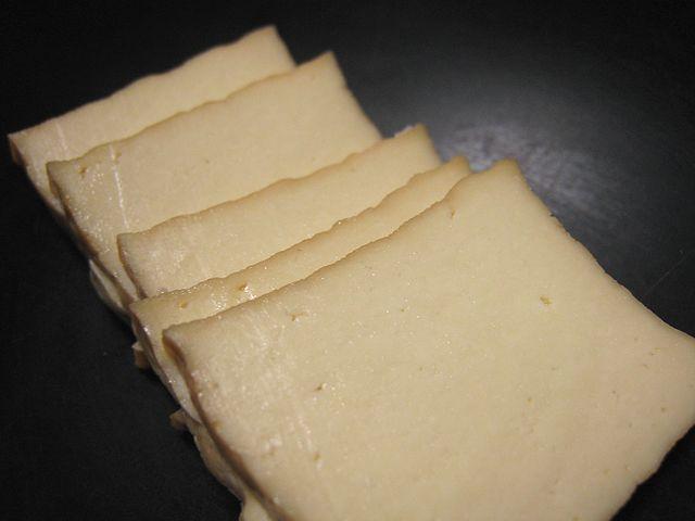 畑のチーズ