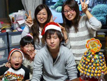 クリスマス」P1080830