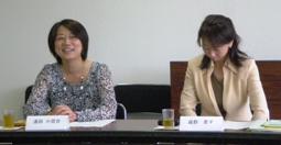 20090703 女性講座の講師
