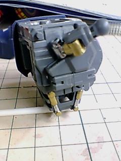 MG高機動型ザク05