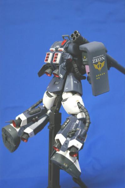MG高機動型ザク36