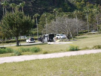 指宿キャンプ 100