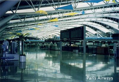 関西空港 国際線出発ロビー