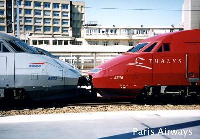 タリス+TGV