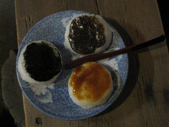 奈良井五平餅