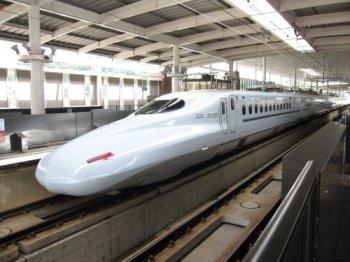 N700系(熊本駅)