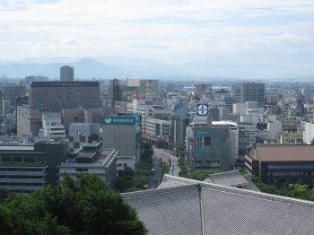 熊本中心部