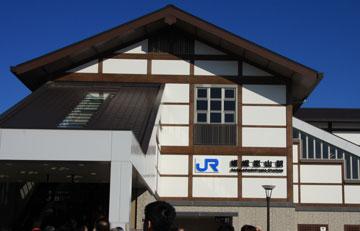 1111嵐山駅