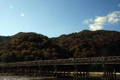 1111渡月橋