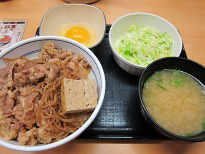 1202牛鍋丼