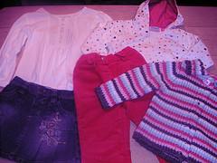 ソフィアの服2