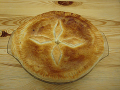 Beef&Ale pie