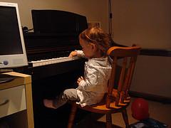 Sophia&piano