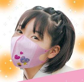 デコりマスク