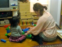 3/30/2011montessori playdate