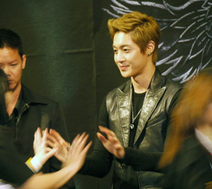 KIM HYUN JOONG 2011 THE 1ST HIGH FIVE PARTY in BANGKOK