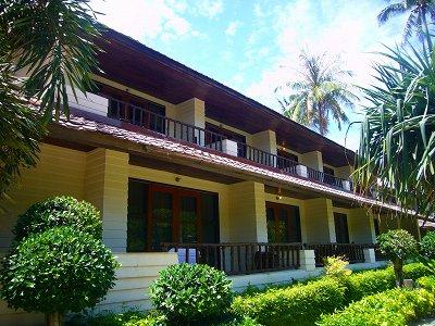 ピピ島 バンヤンヴィラ ホテル