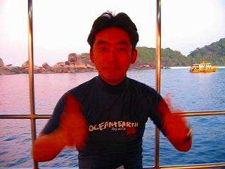 phuket similan プーケット ダイビング
