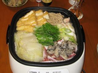 ちゃんこもどき鍋?!