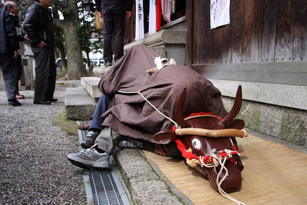 池坐神社 御田植祭6