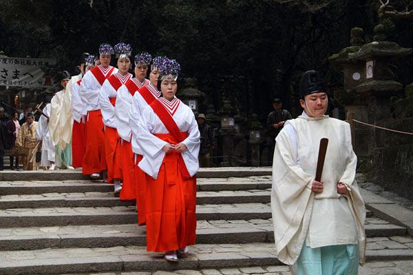 春日大社 御田植祭2