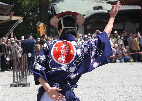 金峯山寺 花供会式3